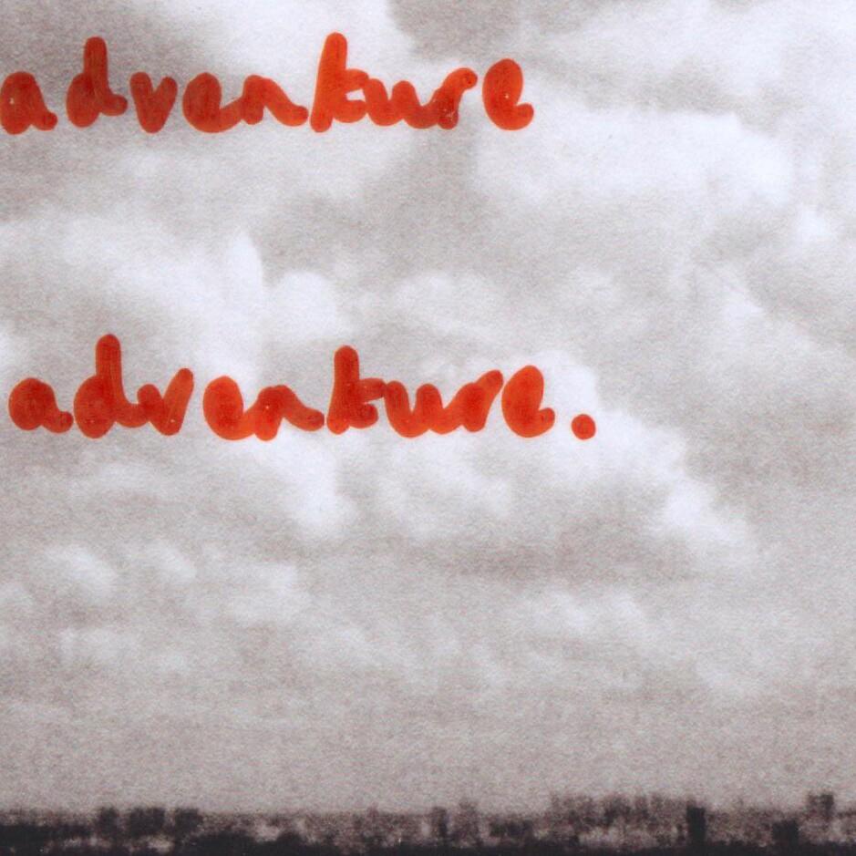 Adventure, adventure. by Wenxin Liu