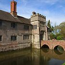 Moated House by John Dalkin