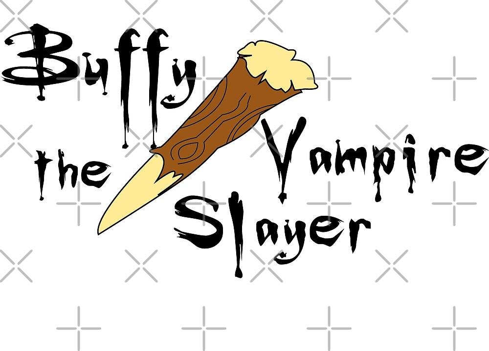 Buffy the Vampire Slayer by ruthykaye