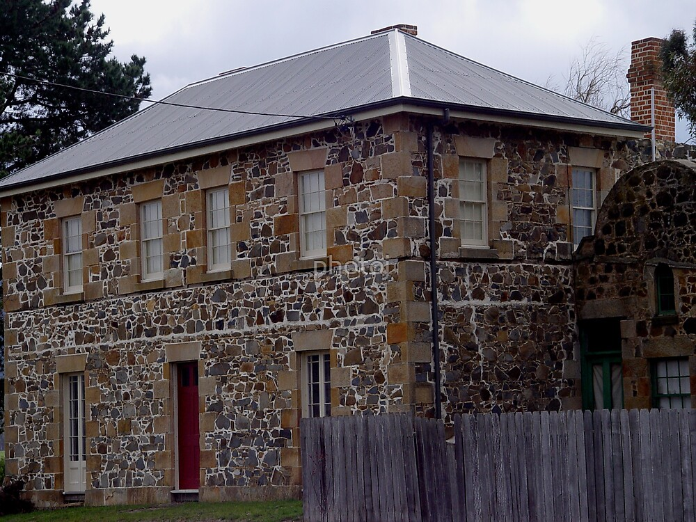 photoj Tassie Country Heritage Buildings by photoj