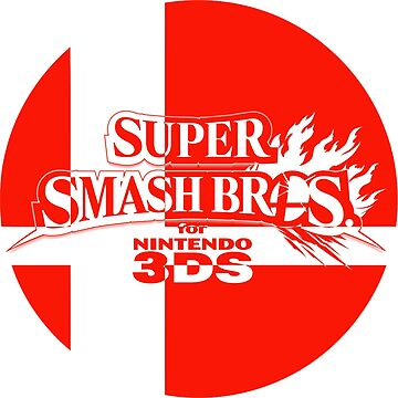 Super Smash Bros. For 3DS by TheBritishSonic