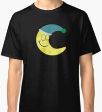 SLEEPING MOON TSHIRT Classic T-Shirt
