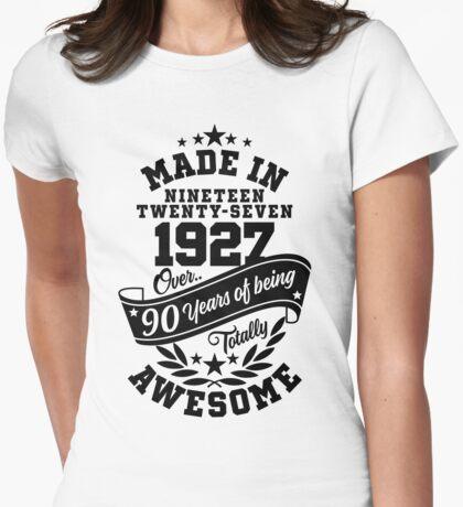 Made in 1927 - über 90 Jahre alt sein total genial Variante T-Shirt