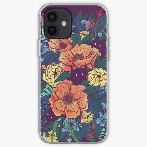 Wild Flowers iPhone Soft Case