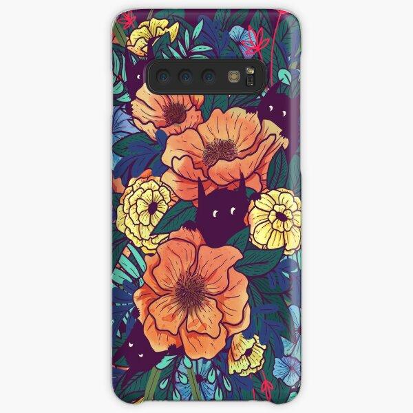 Wild Flowers Samsung Galaxy Snap Case