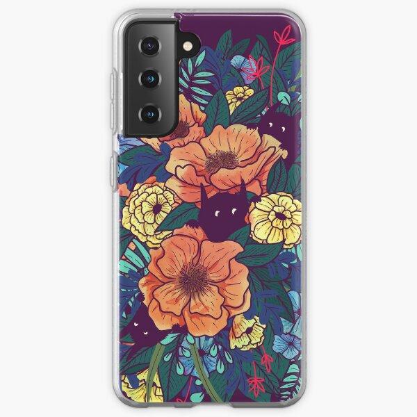 Wild Flowers Samsung Galaxy Soft Case