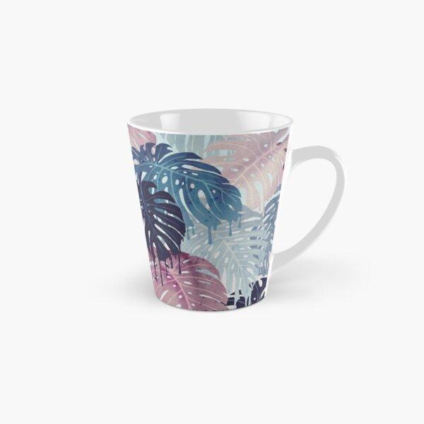 Monstera Melt Tall Mug