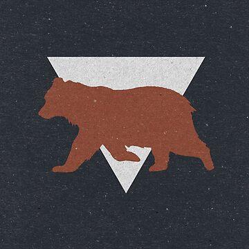Bear & Bravery by ZekeTucker