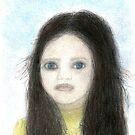 My Little Blue Eyes by MardiGCalero