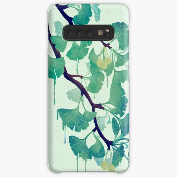 O Ginkgo (in Green) Samsung Galaxy Snap Case