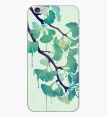 O Ginkgo (in Green) iPhone Case