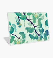 O Ginkgo (in Green) Laptop Skin