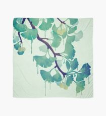 O Ginkgo (in Green) Scarf