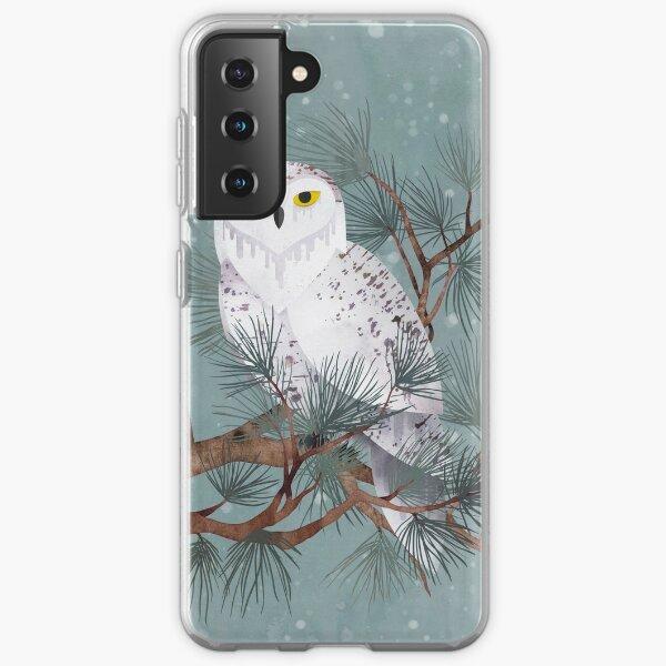 Snowy Samsung Galaxy Soft Case