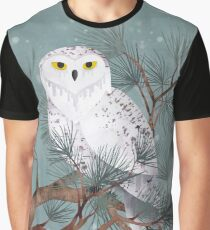 Snowy Graphic T-Shirt