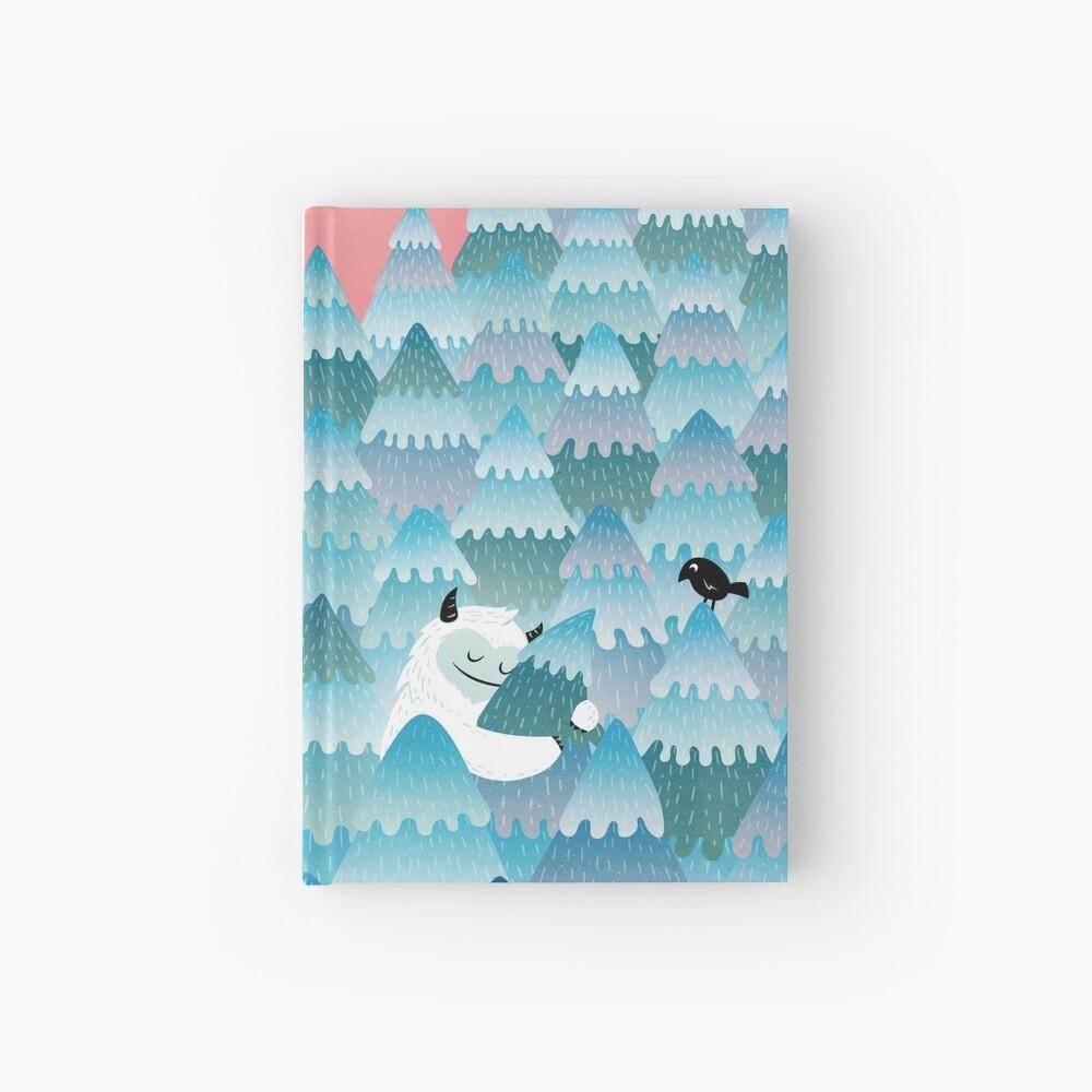 Tree Hugger Hardcover Journal