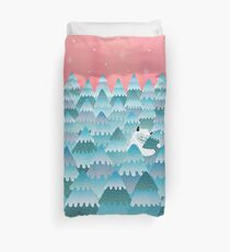 Tree Hugger Duvet Cover