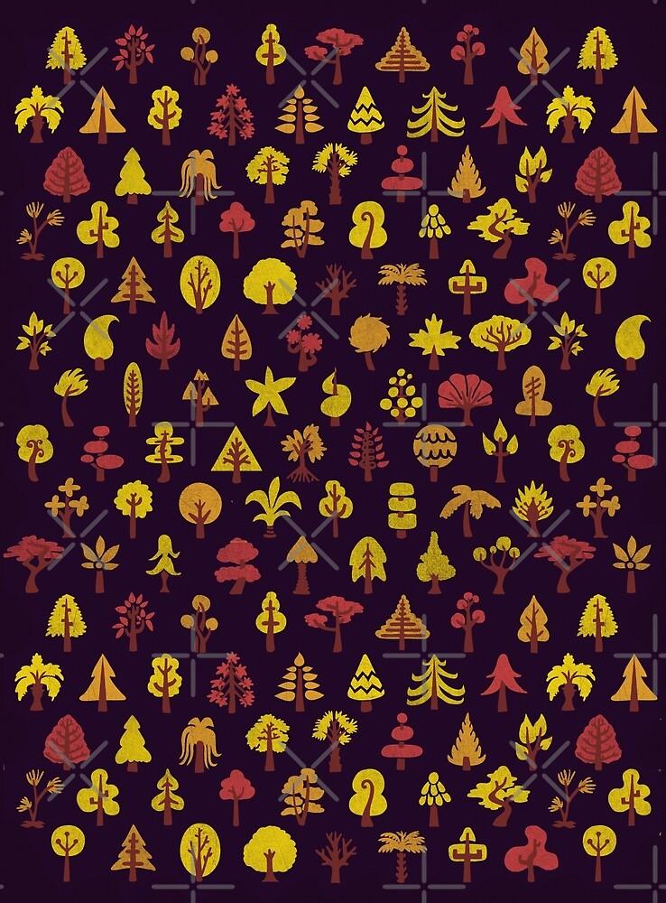 Autumn Mix by littleclyde