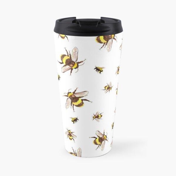 Bumble bees alive Travel Mug
