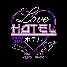Love Hotel by abroadinjapan
