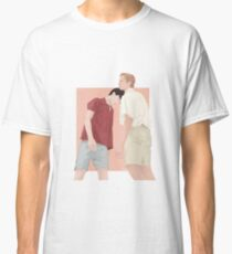 Camiseta clásica Llámame por tu nombre | CMBYN