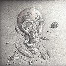 Space constellation by Sebastiaan Koenen