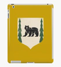 Bear Island/House Mormont iPad Case/Skin