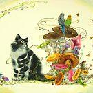 My Little Enchanted World by Siameseboy