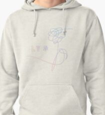 BTS LOVE YOURSELF FLOWER Pullover Hoodie