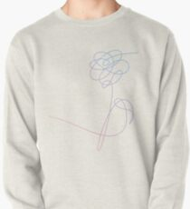 BTS LOVE YOURSELF FLOWER (without text) Pullover