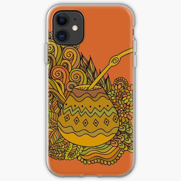 Yerba Mate iPhone Soft Case