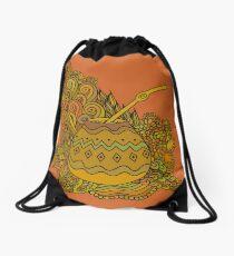 Yerba Mate Drawstring Bag
