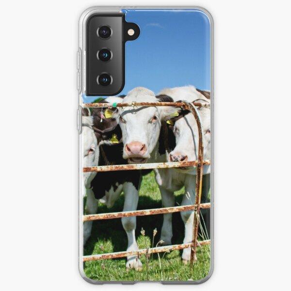 Friendly Cows Samsung Galaxy Soft Case