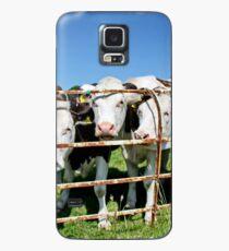 Friendly Cows Case/Skin for Samsung Galaxy