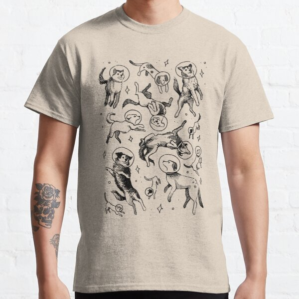 Space dogs Classic T-Shirt