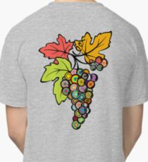 Grapes of Many Colors Classic T-Shirt