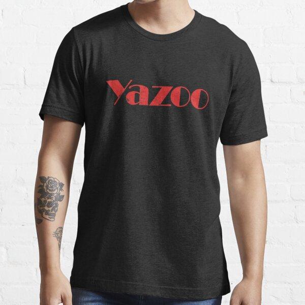 Yazoo distressed logo Essential T-Shirt