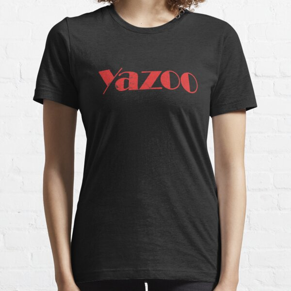 Yazoo en détresse logo T-shirt essentiel