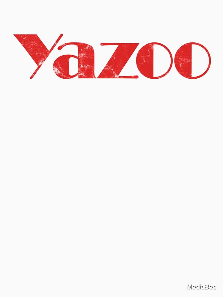 Yazoo distressed logo by MediaBee