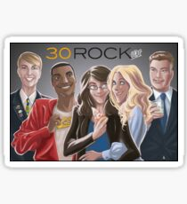 30 Rock Sticker