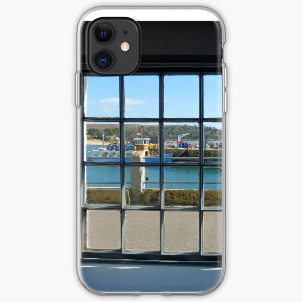 Looking Out at St. Mawes, Cornwall iPhone Soft Case