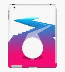 Super Line Rush game icon iPad Case/Skin