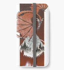 Hobbit illustration 1 iPhone Wallet