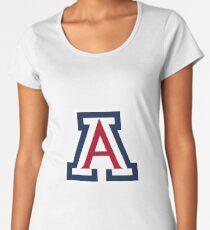 Arizona Wildcats Women's Premium T-Shirt
