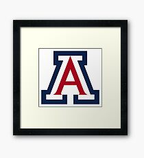 Arizona Wildcats Framed Print