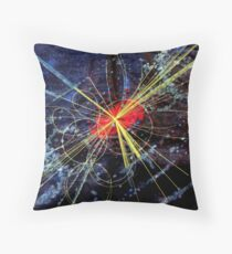 Higgs-Boson#1 Throw Pillow