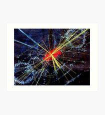 Higgs-Boson#1 Art Print