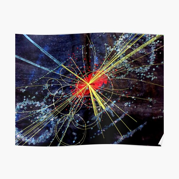 Higgs-Boson#1 Poster