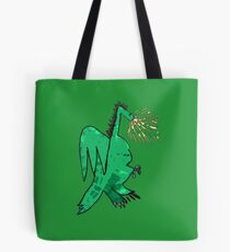 Legendary Dragon by Nicola Tote Bag