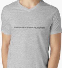 Ockhams Razor Men's V-Neck T-Shirt